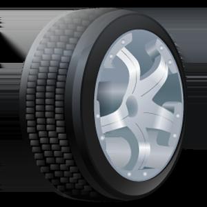 Замена колес на автомобиле